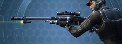 Indomitable Raider's Sniper Rifle Left
