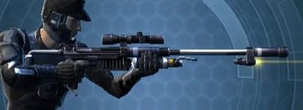 Indomitable Raider's Sniper Rifle Right