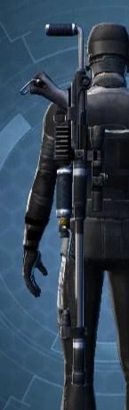 Indomitable Raider's Sniper Rifle Stowed
