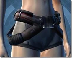 Wasteland Raider Belt