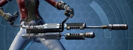 Definat Technographer's Assault Cannon Right