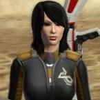 Jetz'Scheppert's Risha Drayen – Jedi Covenant