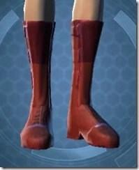 Dark Auger Boots