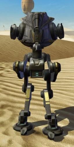Eternal Empire Command Walker Front