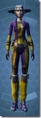 Outer Rim Gunslinger Dyed Front