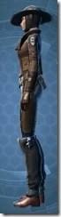 Outer Rim Gunslinger - Female Left