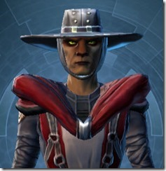 Outer Rim Gunslinger Hides Hood