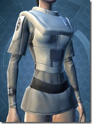 Unshakable Trooper Chestguard