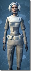 Unshakable Trooper - Female Close