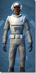 Unshakable Trooper - Male Close