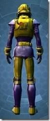 Zakuulan Specialist Dyed Back