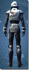 Zakuulan Specialist - Male Back
