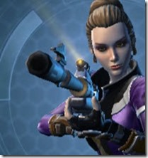 Eternal Champion's Sniper Rifle Front
