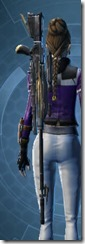 Eternal Champion's Sniper Rifle Stowed