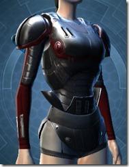 Eternal Conqueror Boltblaster Body Armor