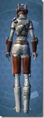 Artifact Seeker - Female Back