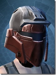 Crimson Raider Helmet