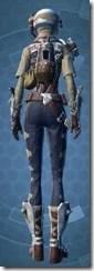 Desert Scavenger - Female Back