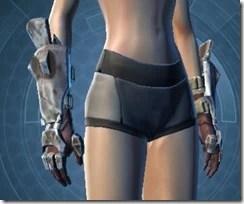 Desert Scavenger Gloves