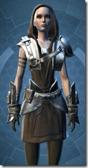 Force Disciple - Female Close