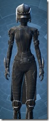 Frenzied Warrior - Female Close