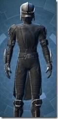 Frenzied Warrior - Male Close
