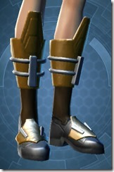 Gifted Wanderer Boots