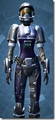 Midnight Racer - Female Close