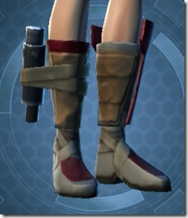 Relic Plunderer Boots