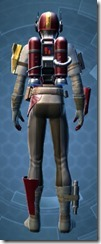 Relic Plunderer - Male Back