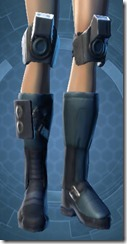Security Soldier Boots