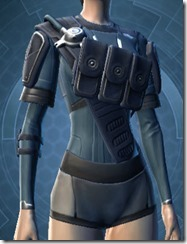 Security Soldier Chestguard