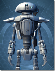 Selkath Droid HK Close