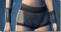Crystalline Force-Lord's MK-3 Cuffs