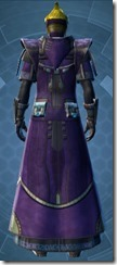 Crystalline Force-Lord's MK-3 Dyed Back