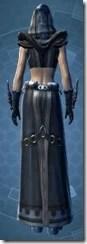 Crystalline Force-Lord's MK-3 - Female Back