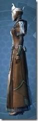Crystalline Force-Lord's MK-3 - Female Left