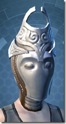 Crystalline Force-Lord's MK-3 Headgear