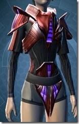 Dread Enforcer Body Armor