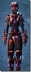 Dread Enforcer - Female Close