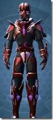 Dread Enforcer - Male Close