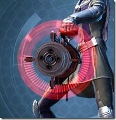 Dread Enforcer's Autocannon Front