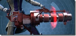 Dread Enforcer's Autocannon Right