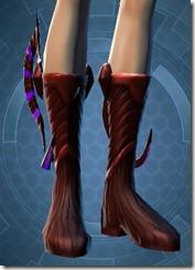 Dread Harbinger Boots