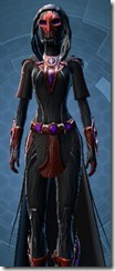 Dread Harbinger - Female Close