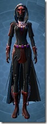Dread Harbinger - Female Front