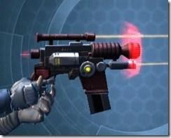 Dread Harbinger's Blaster Right