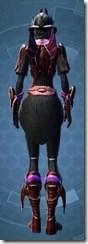Dread Mystic - Female Back