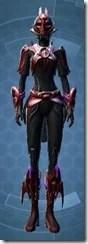 Dread Mystic - Female Front