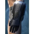 Heavy Exoskeletal Gloves [Force] (Pub)